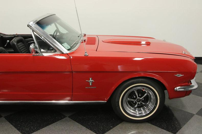 1966 Ford Mustang Convertible #27