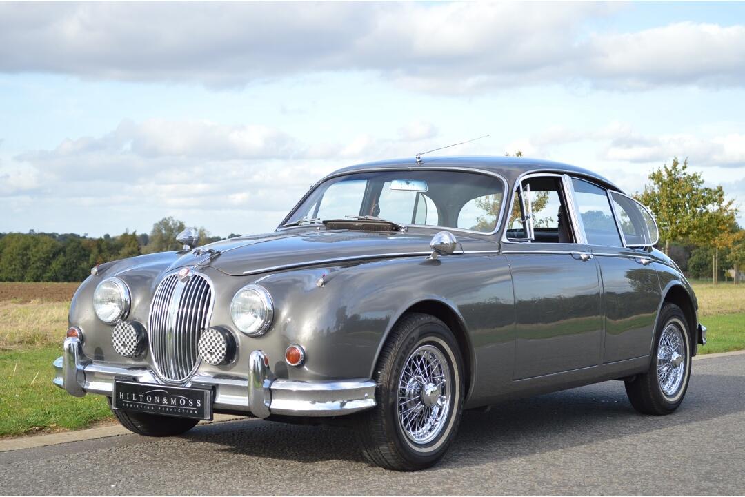Jaguar Mk2 3.8 Genuine Coombs #2