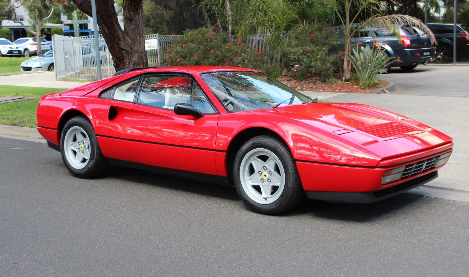 Ferrari 328 GTB #0