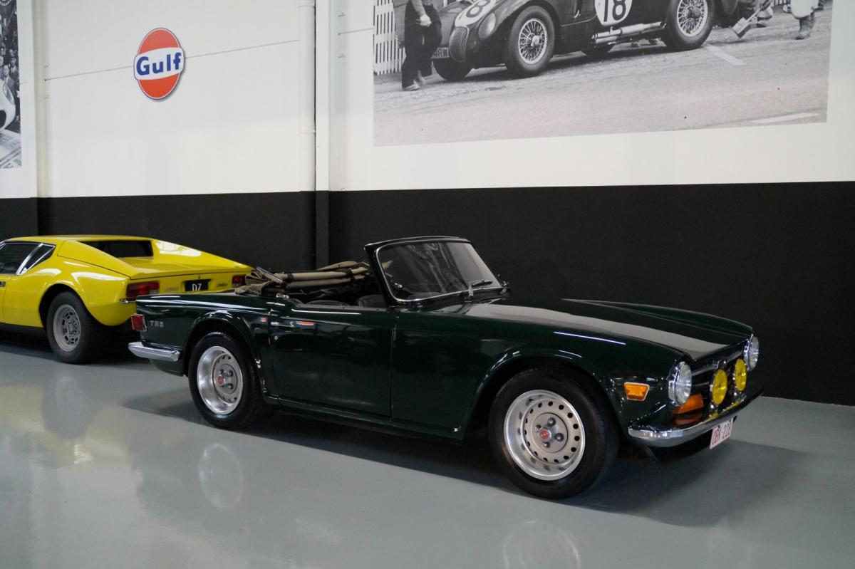 Triumph TR6 1973 for sale | Autoclassics.com