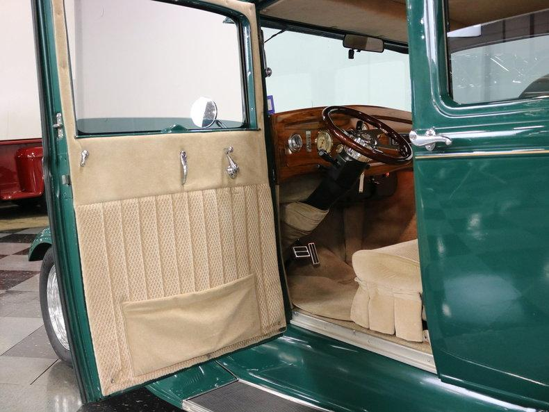 1929 Ford Model A #32