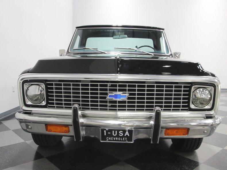 1971 Chevrolet C10 #4