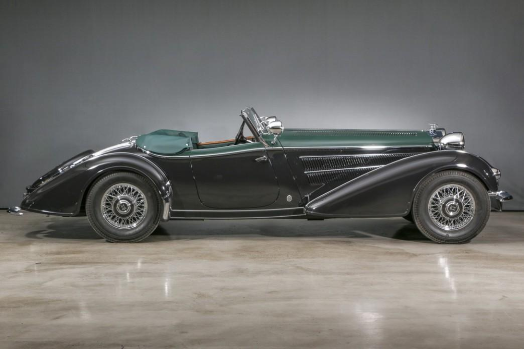 1938  Horch Horch 853 Spezialroadster #4