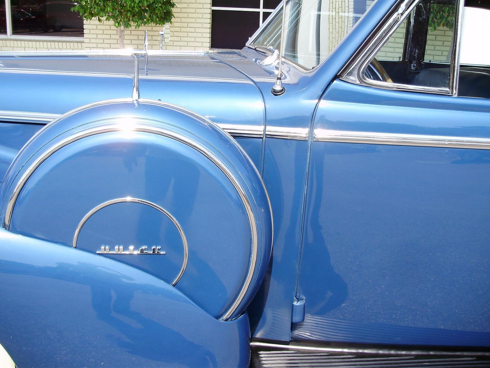 1940 BUICK CENTURY CONVERTIBLE SEDAN - Vintage Motors of Sarasota Inc. #20