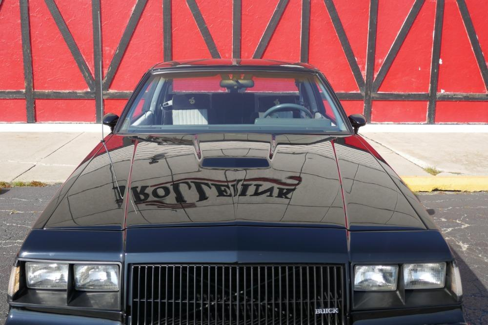 1987 Buick Grand National -ONE OWNER WITH 44k MILES -T-TOPS- SEE VIDEO Stock # 3887JC for sale near Mundelein, IL | IL Buick Dealer #3