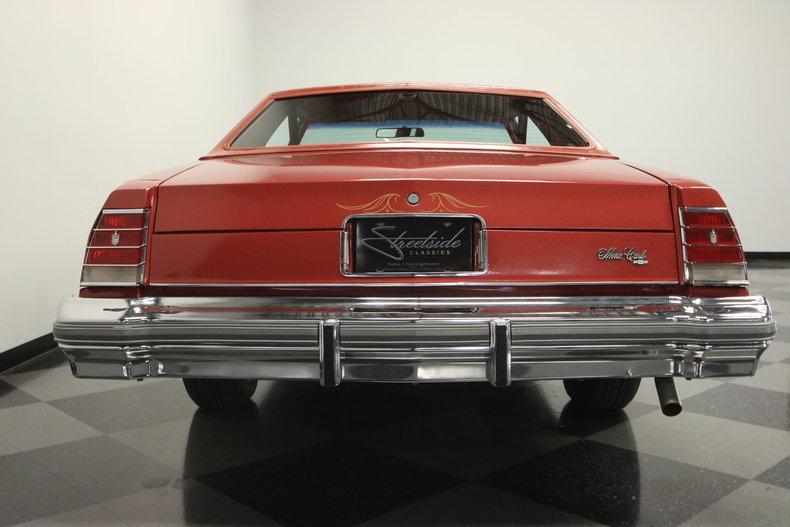 1977 Chevrolet Monte Carlo Landau #15
