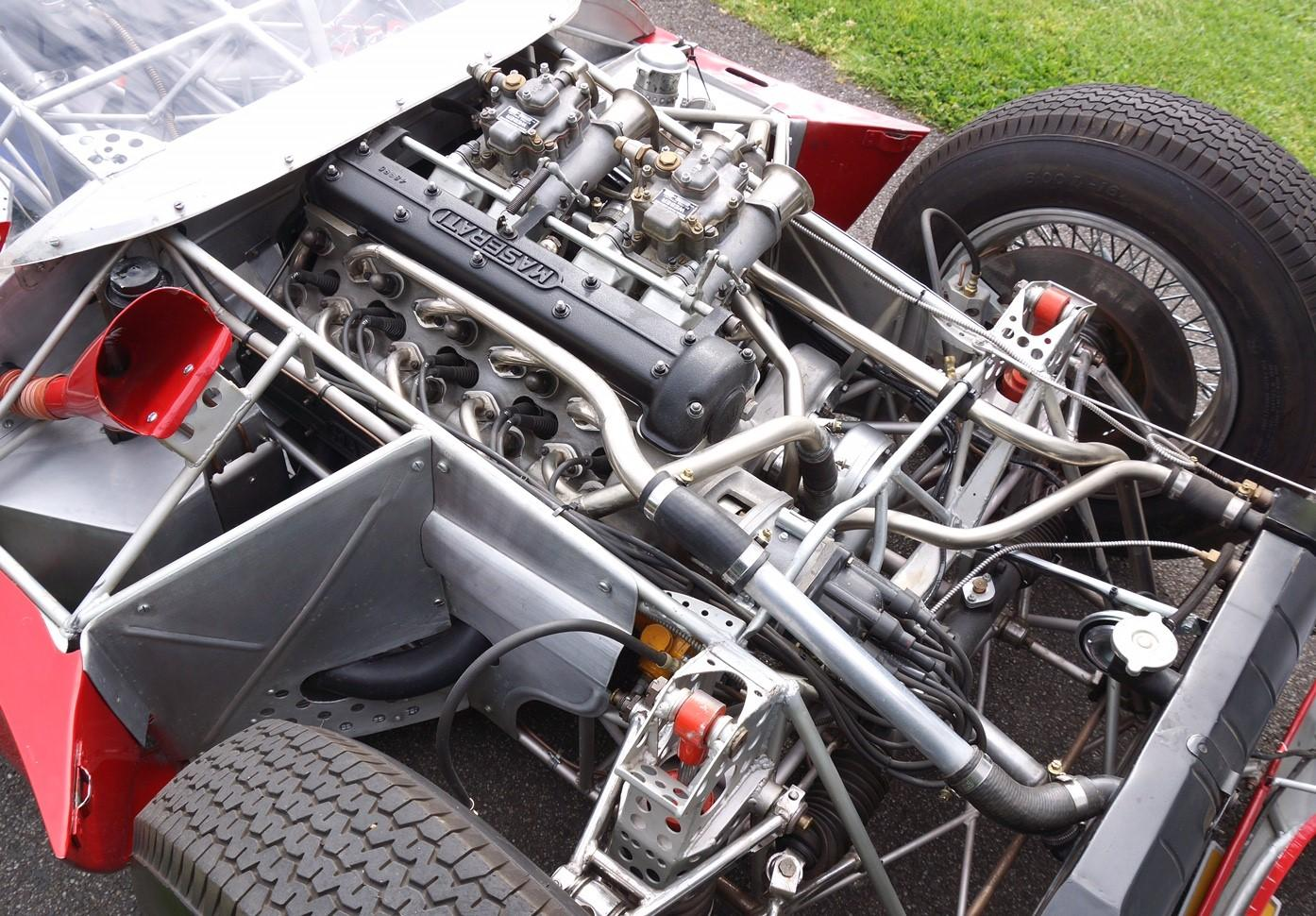 Maserati Tipo 61 Birdcage #7