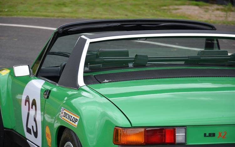 Porsche 914/6 S/T #3