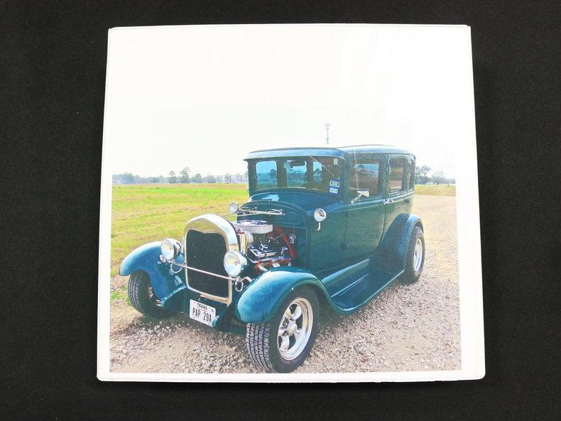 1929 Ford Model A #59