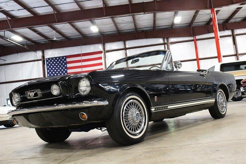 1966 Ford Mustang #99