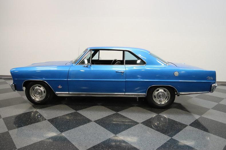 1966 Chevrolet Nova Chevy II #1