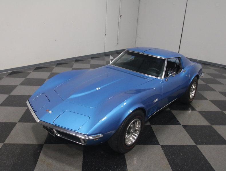 1969 Chevrolet Corvette #9
