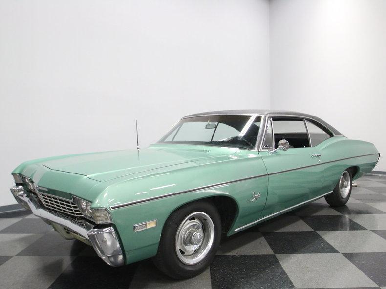 1968 Chevrolet Impala #6