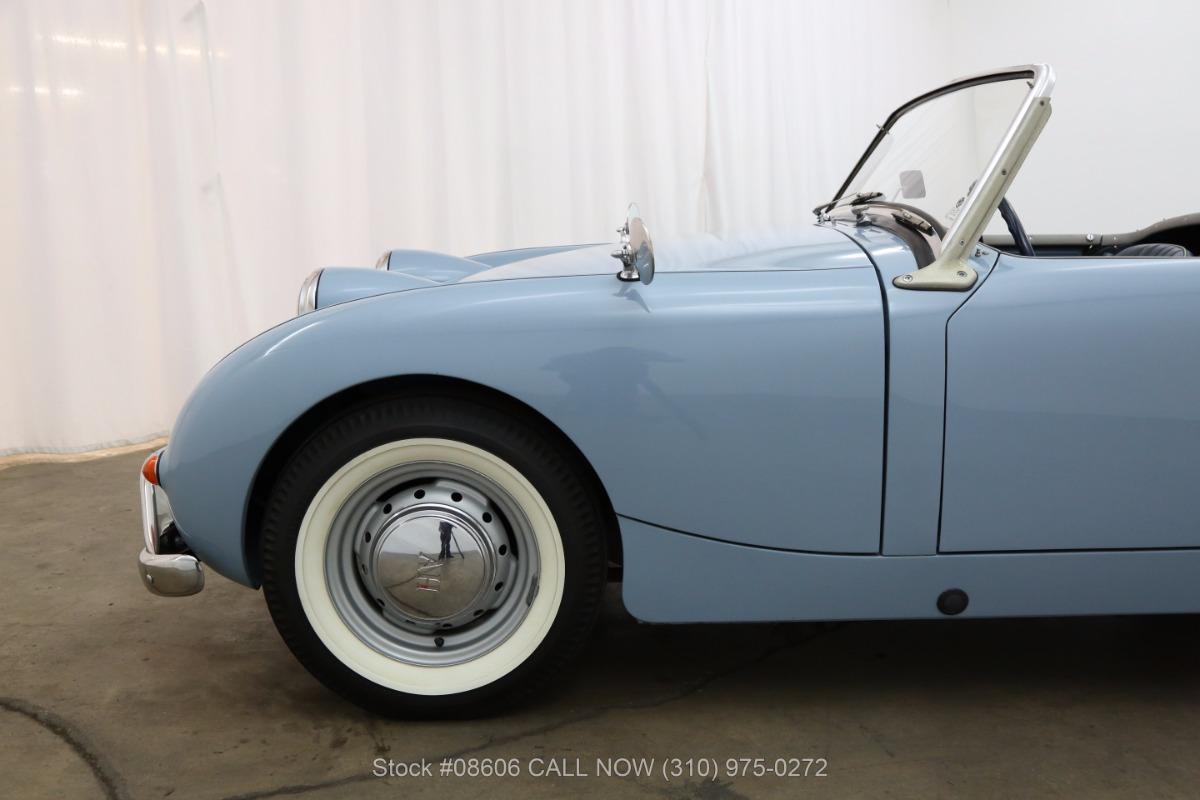 1961 Austin-Healey Bug Eye Sprite #20