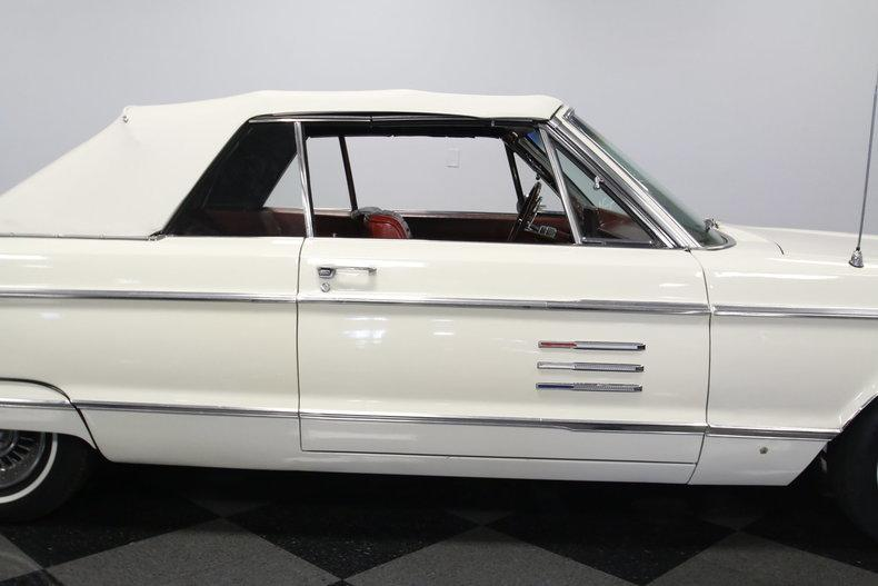 1966 Plymouth Sport Fury Convertible #24