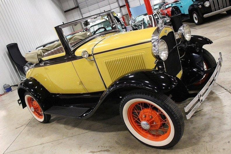 1931 Ford Model A #85