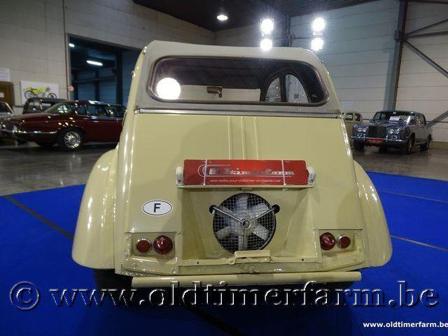 Citroën 2CV 4x4 Sahara '62 #38