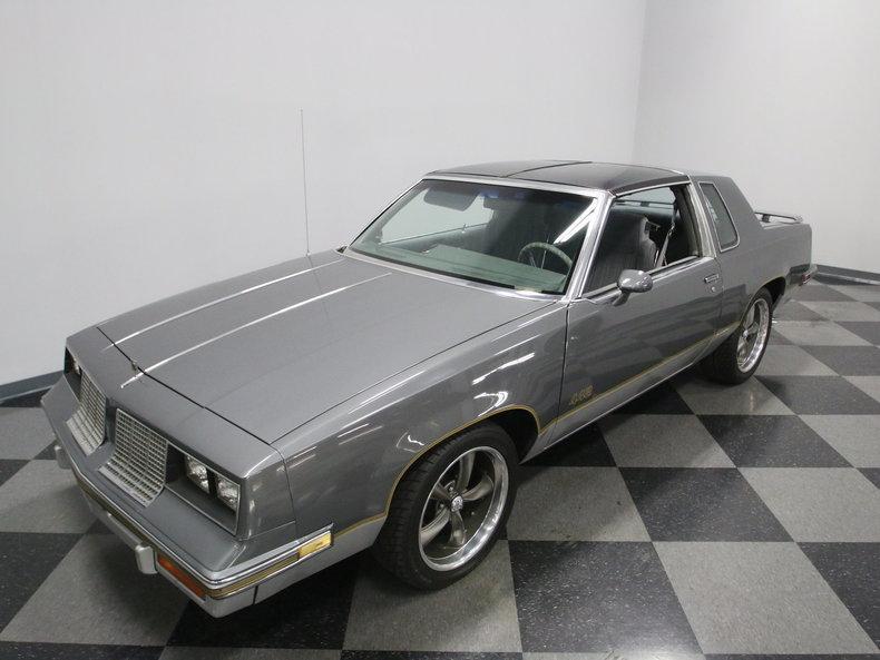 1985 Oldsmobile 442 #9