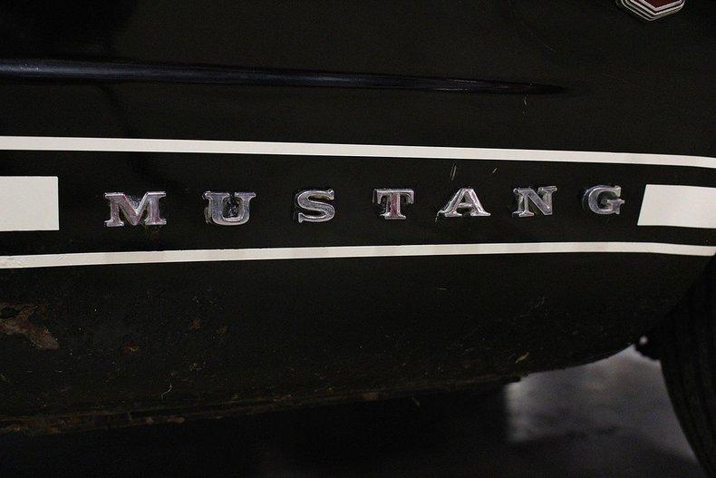 1966 Ford Mustang #26