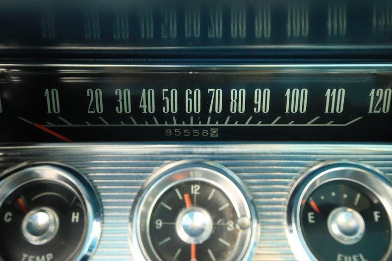 1961 Chevrolet Bel Air Bubble Top #38