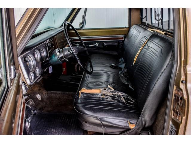 Chevrolet Pickup Custom Camper V8 #6