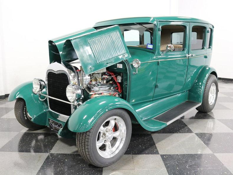 1929 Ford Model A #29