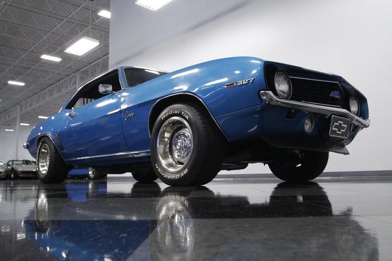 1969 Chevrolet Camaro #25