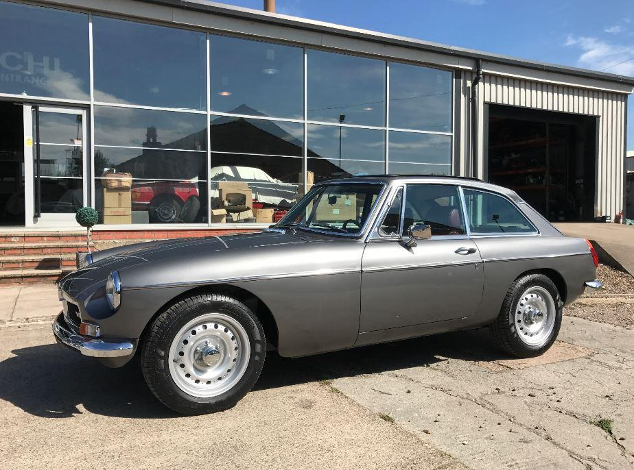 M G B GT 1962 for sale | Autoclassics.com