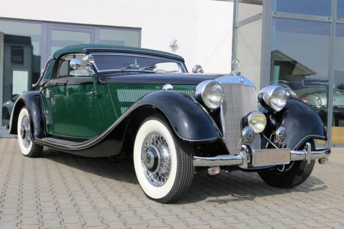 Classic cars for sale pre war for Mercedes benz c500 price