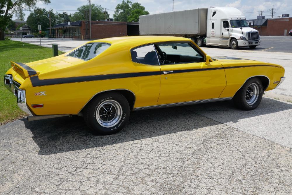 1970 Buick Skylark -GSX-TRIBUTE- 455 BIG BLOCK-BUCKETS/CENTER CONSOLE-SEE VIDEO Stock # 1970KFCV for sale near Mundelein, IL | IL Buick Dealer #9