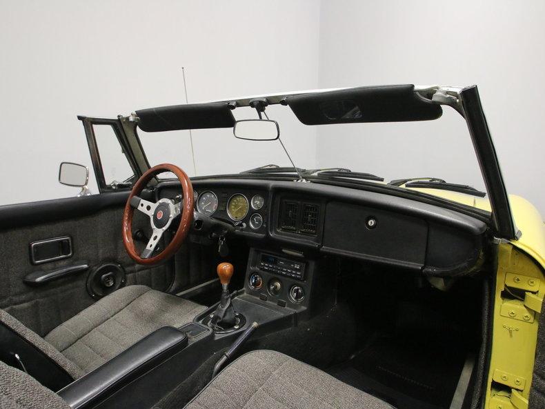 1977 MG MGB #57