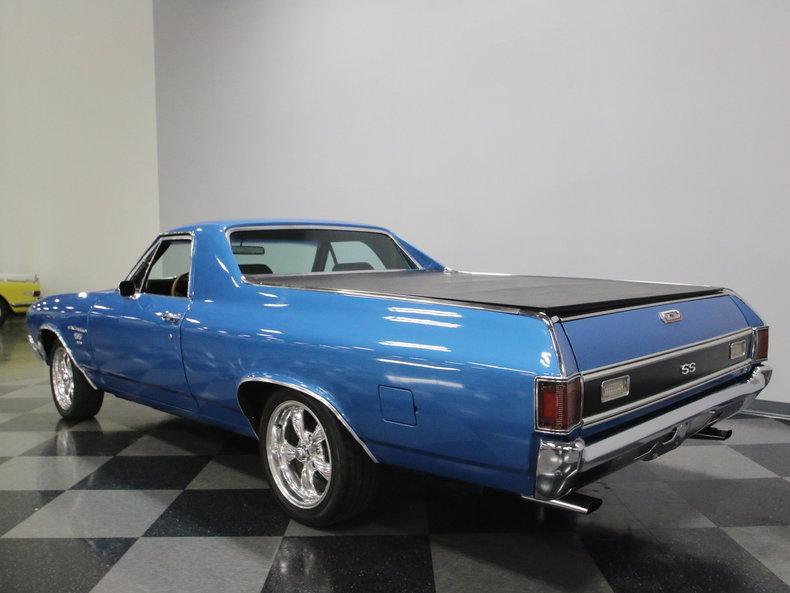 1970 Chevrolet El Camino #14