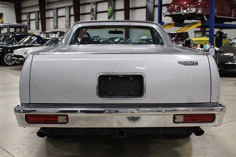 1985 Chevrolet El Camino #3