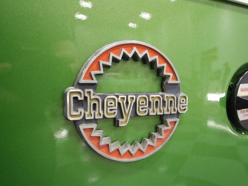 1975 Chevrolet Blazer K5 #65
