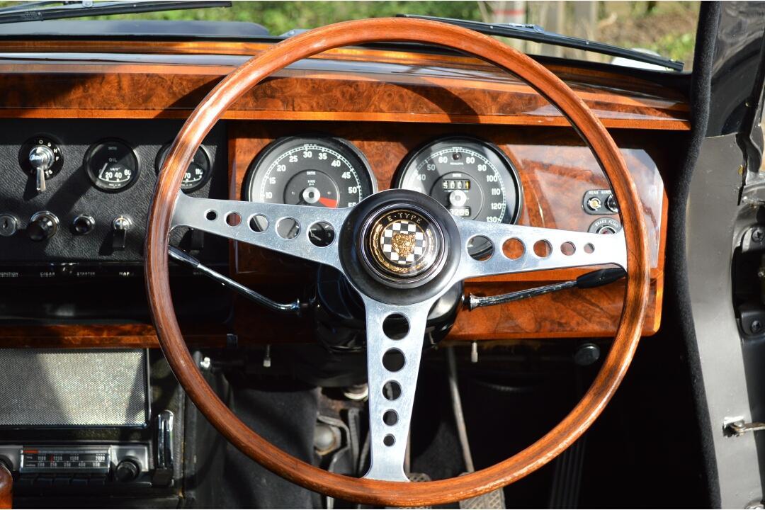Jaguar Mk2 3.8 Genuine Coombs #21