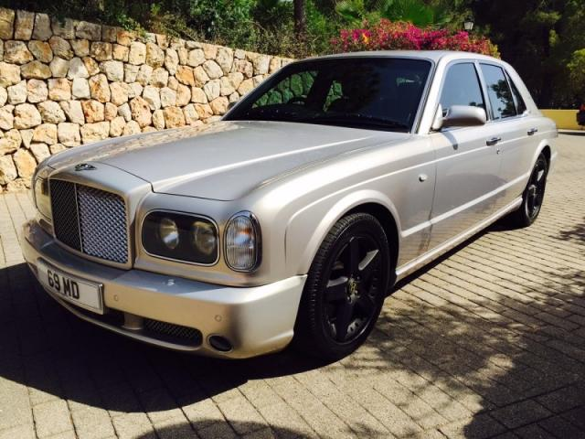 2003(MDL) Bentley Arnage T. #0