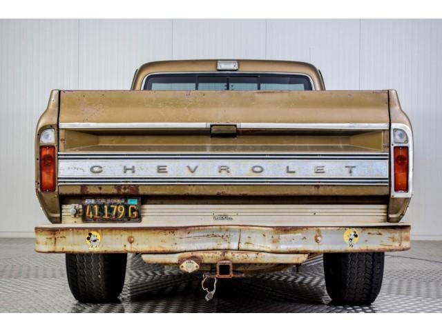 Chevrolet Pickup Custom Camper V8 #28