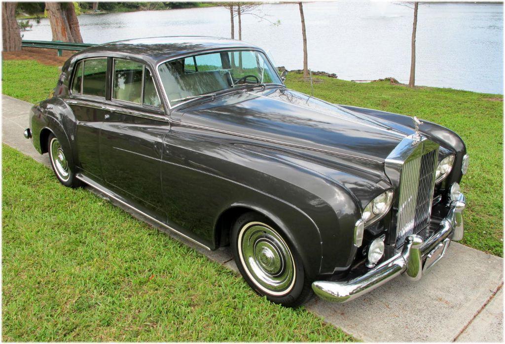 1963 Rolls-Royce Silver Cloud III Standard Sedan #LSCX49 – 49,636 Miles #0