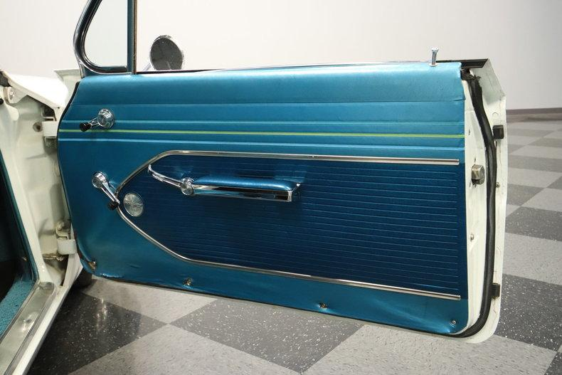 1961 Chevrolet Bel Air Bubble Top #49