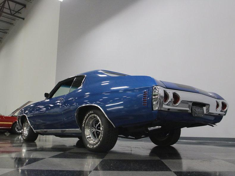 1971 Chevrolet Chevelle #14