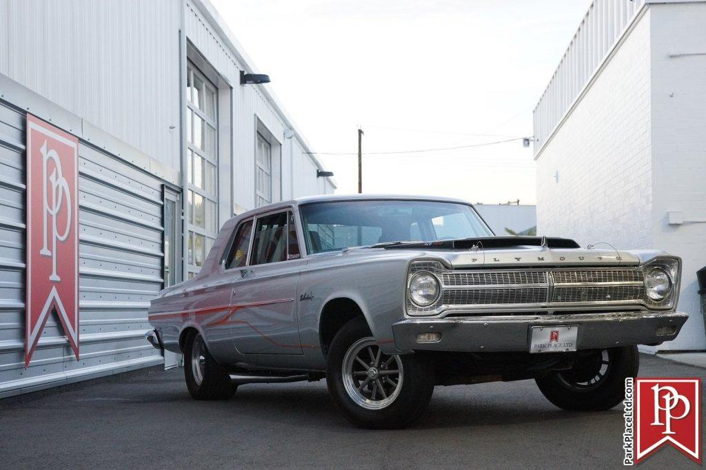 1965 Plymouth Belvedere #42