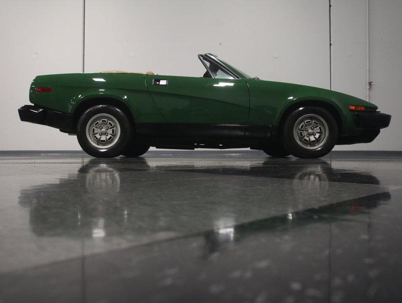 1980 Triumph TR7 #34