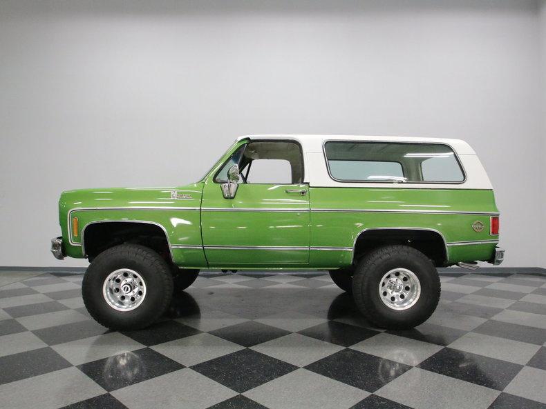 1975 Chevrolet Blazer K5 #12