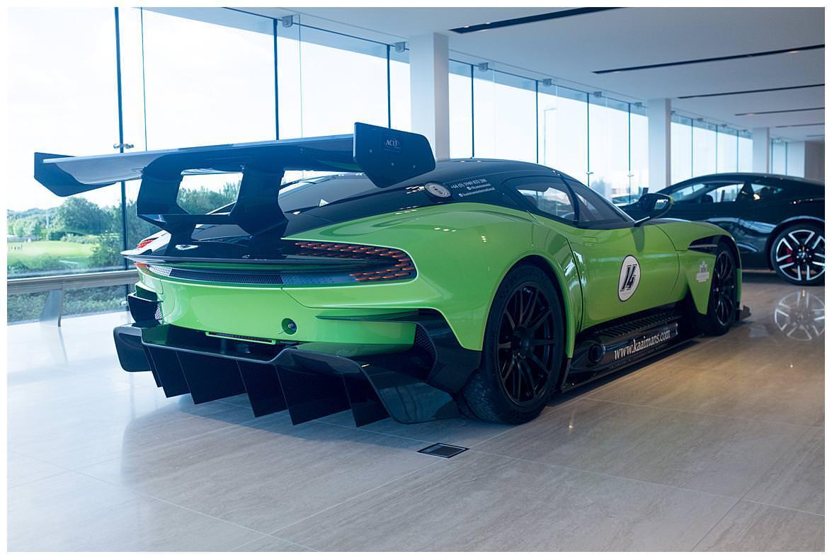 Aston Martin Vulcan (Vat Qualifying) #40
