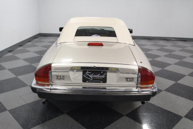 1988 Jaguar XJS V12 #15
