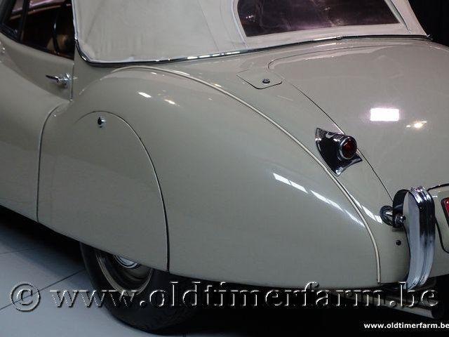 Jaguar XK120 Drop Head Coupé '53 #174