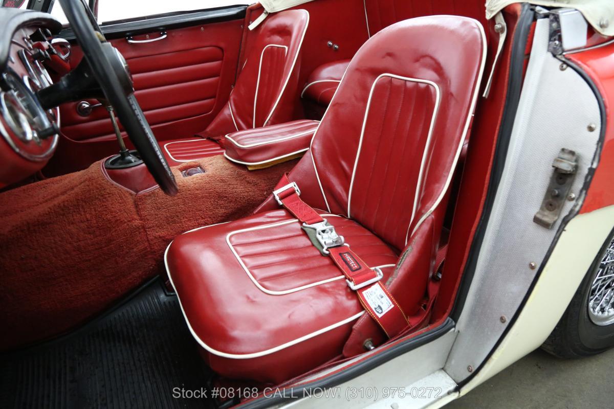 1963 Austin-Healey 3000 BJ7 #41