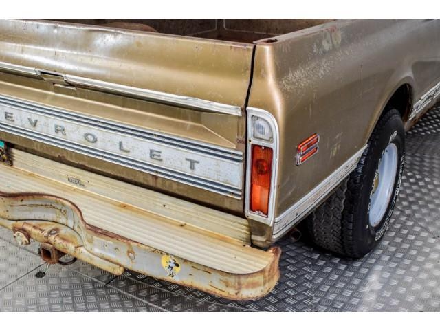 Chevrolet Pickup Custom Camper V8 #23