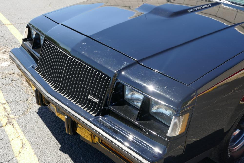 1987 Buick Grand National -AFFORDABLE ONE OWNER WITH T TOPS-SEE VIDEO Stock # 87381JP for sale near Mundelein, IL | IL Buick Dealer #19