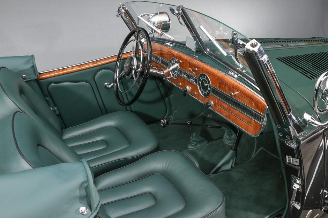1938  Horch Horch 853 Spezialroadster #8